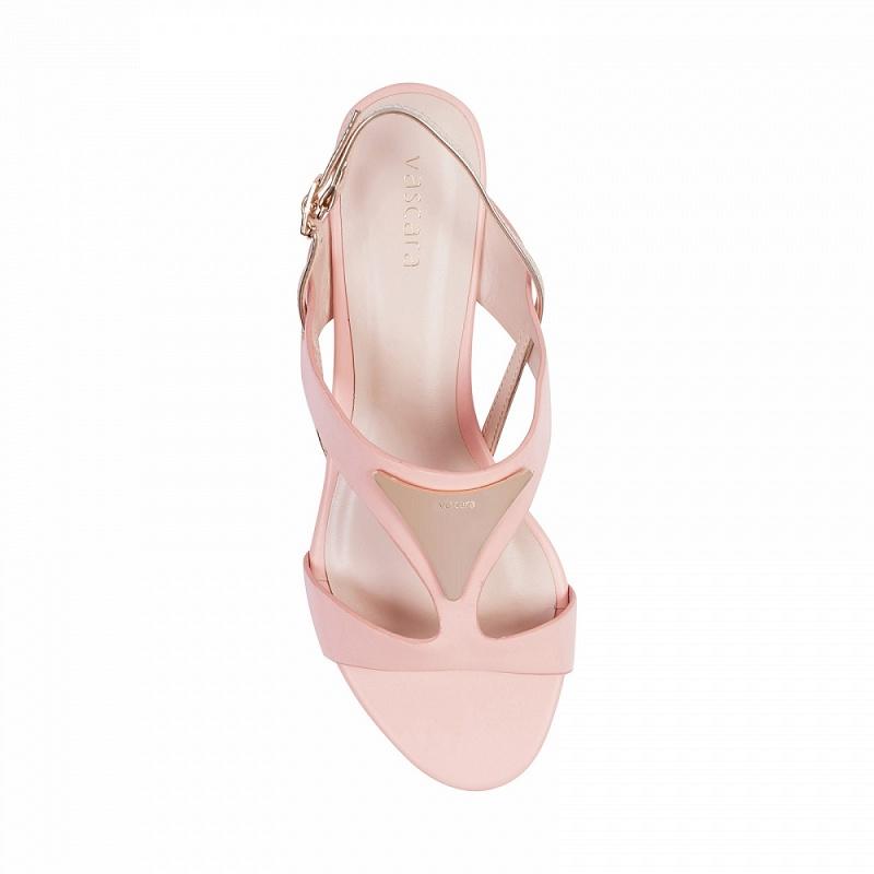 Giày Sandal nữ đế xuồng SDX 0367 - vascara