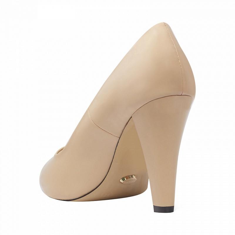 Giày bít nữ gót nhọn BMN 0164 - vascara