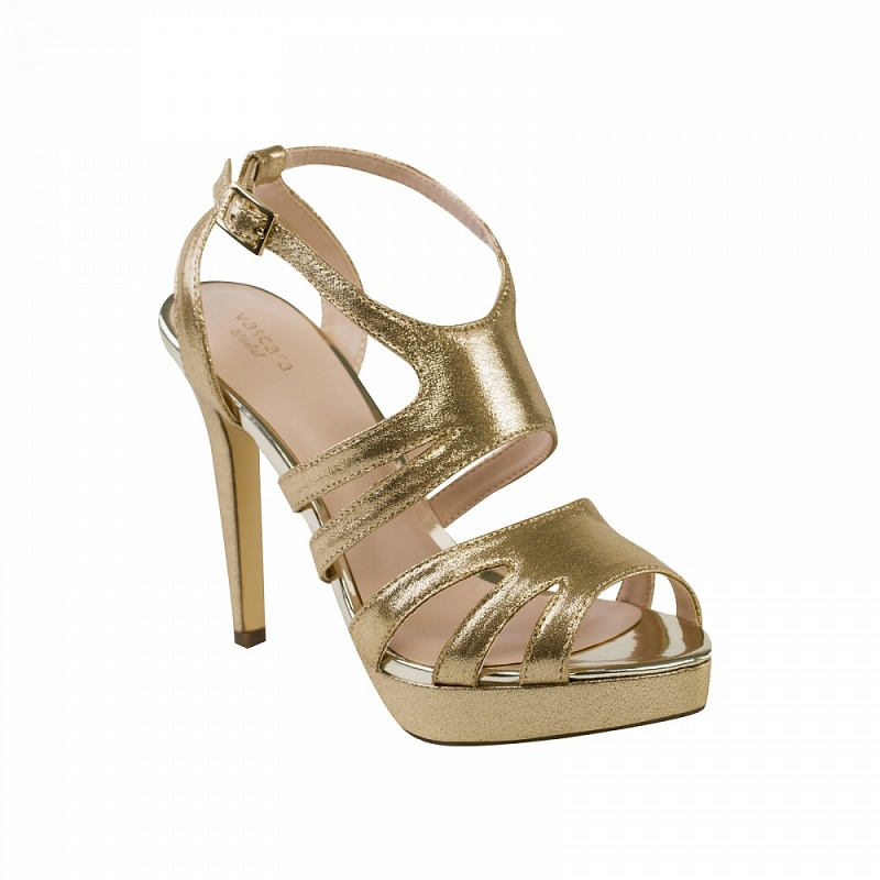 Giày Sandal nữ gót nhọn SDN 0500 - VASCARA