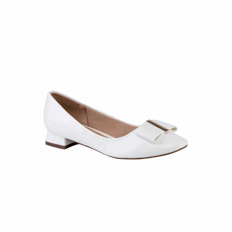 Giày bít nữ gót vuông BMT 0409 - vascara