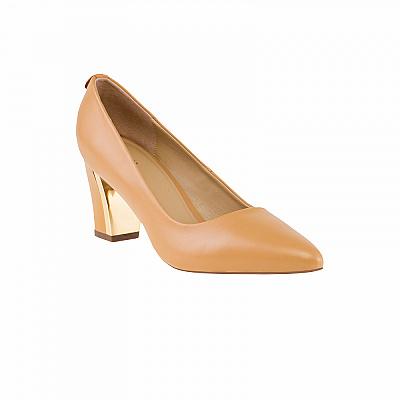 Giày bít mũi nhọn nữ đẹp, mua giày nữ online Vascara