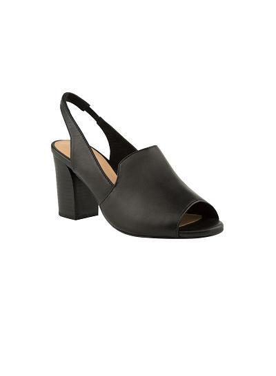 Giày sandal nữ gót vuông SDN 0546