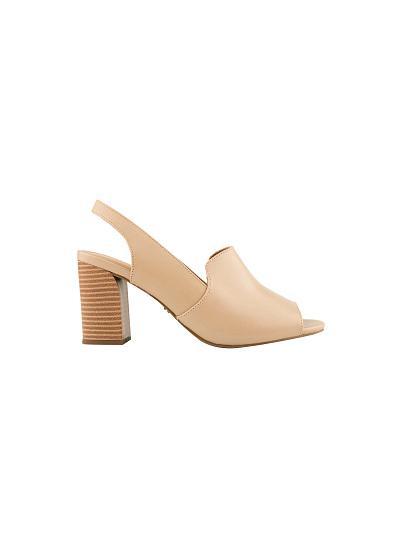Giày sandal nữ gót vuông SDN 0546 - VASCARA