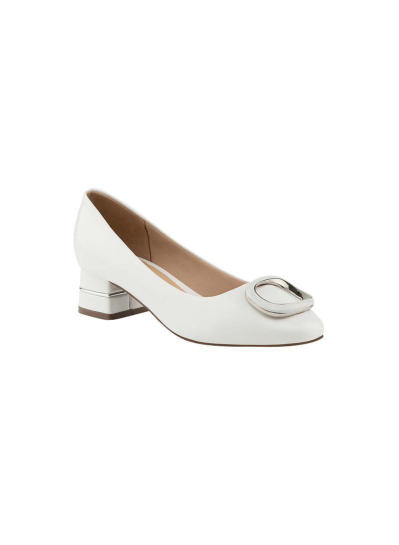 Giày bít gót vuông BMT 0433 - VASCARA