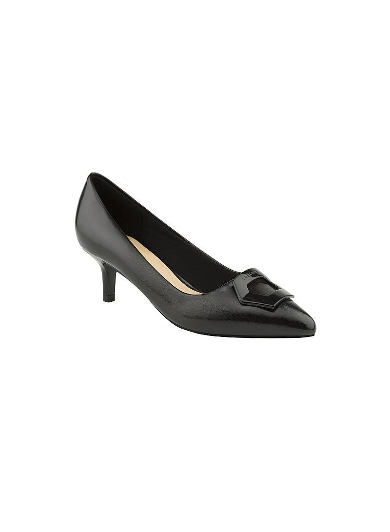 Giày bít nữ gót nhọn BMN 0211 - vascara