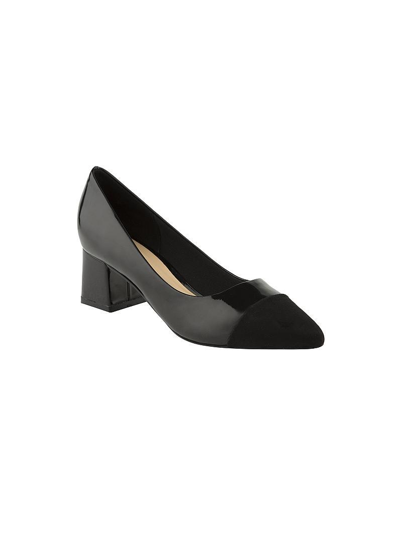 Giày bít gót vuông BMN 0226 - vascara