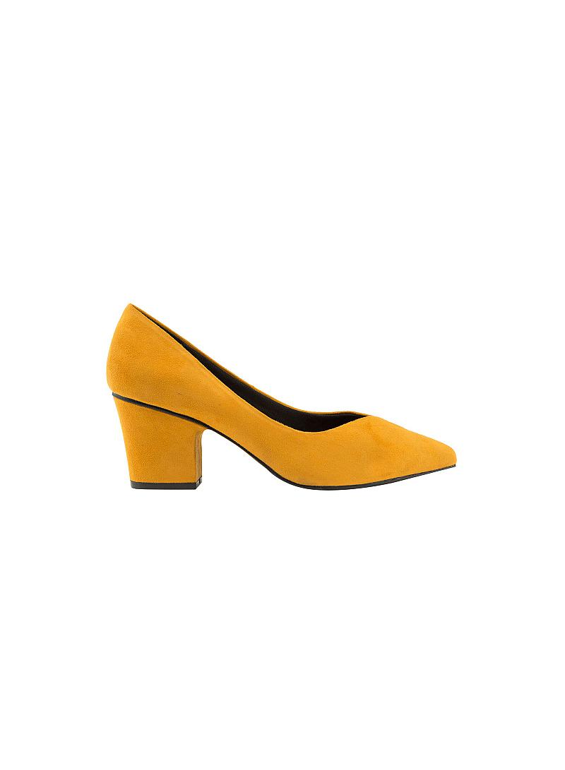 Giày bít gót trụ BMN 0228 - vascara