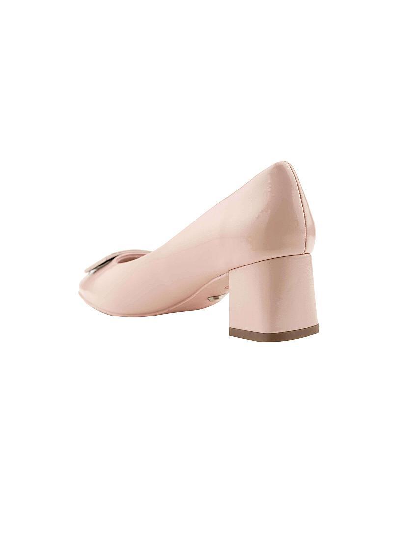 Giày bít gót trụ BMT 0431 - vascara