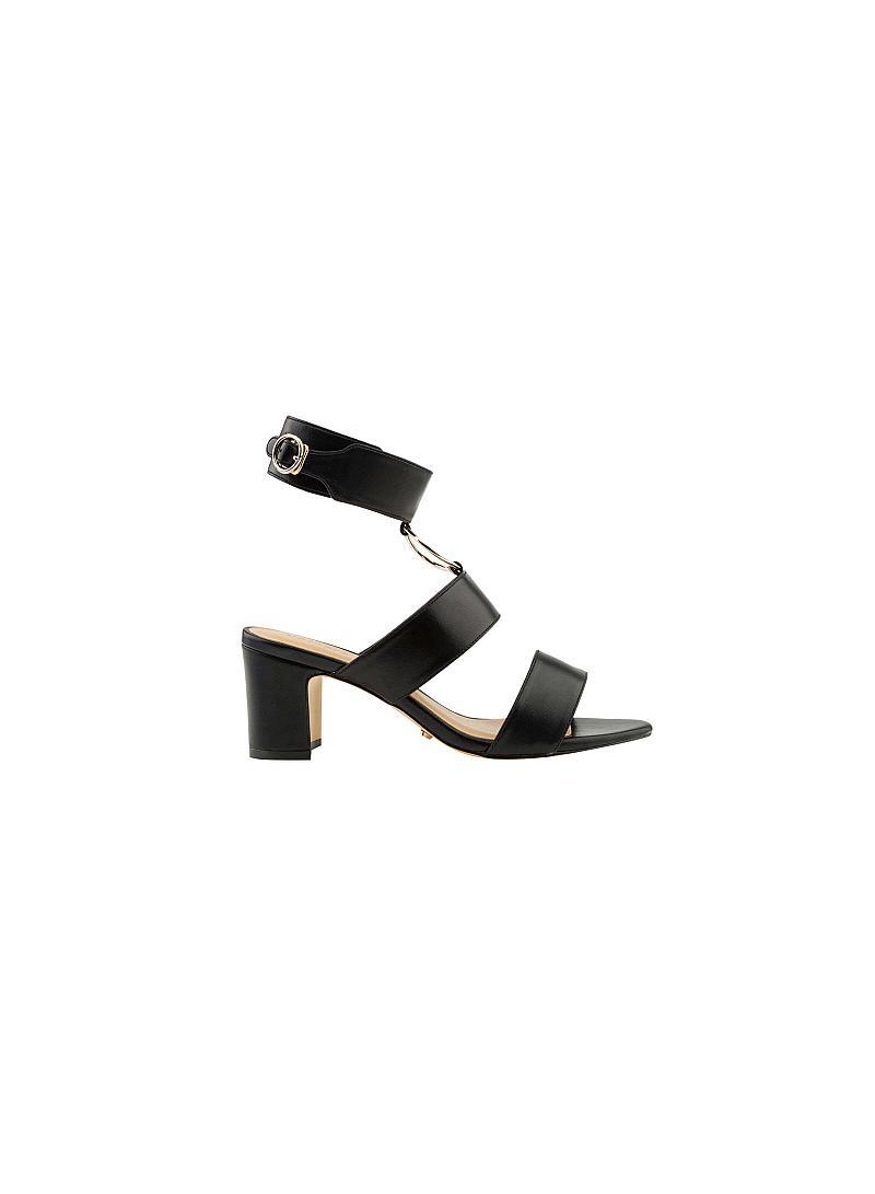 Giày sandal gót trụ SDN 0556 - vascara