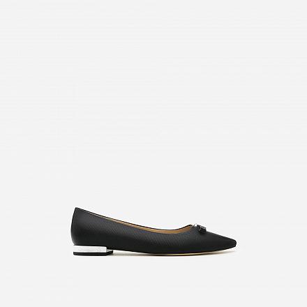 Giày Búp Bê GBB 0397 - Màu Đen