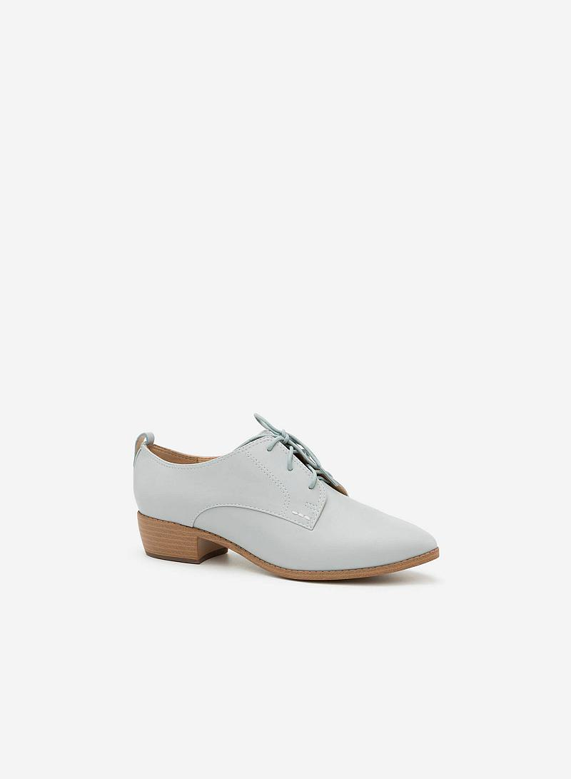 Giày Lười MOI 0089 - Màu Xám - vascara
