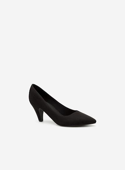 Giày Cao Gót BMN 0247 - Màu Đen - vascara