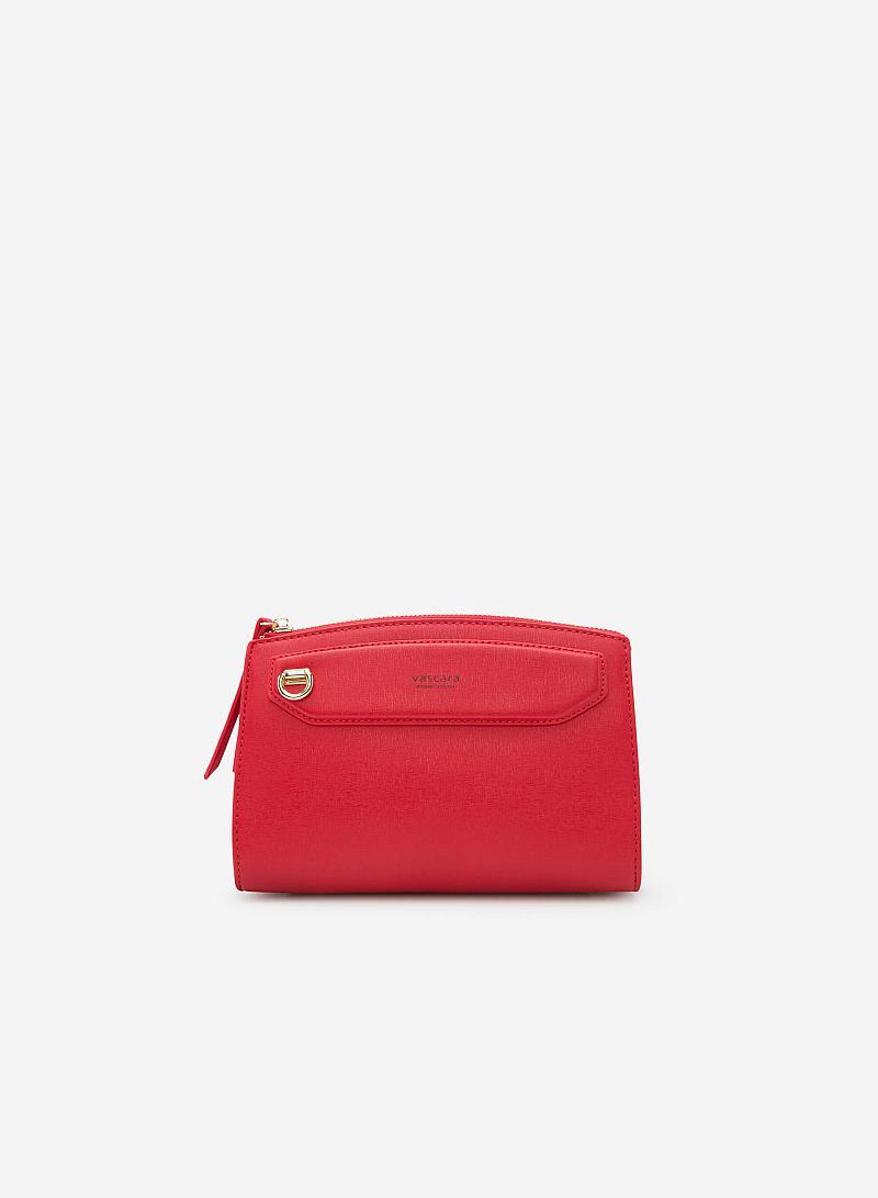 Túi Đeo Chéo SHO 0088 - Màu Đỏ - vascara
