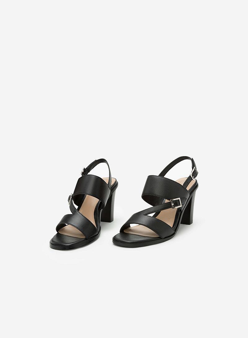 Giày Cao Gót SDN 0580 - Màu Đen - vascara