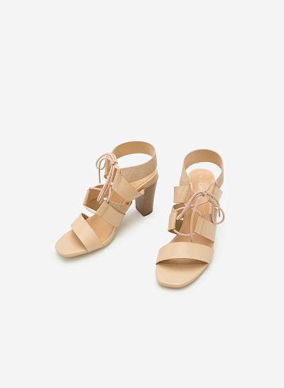 Xem sản phẩm Giày cao gót SDN 0578 - Màu Be