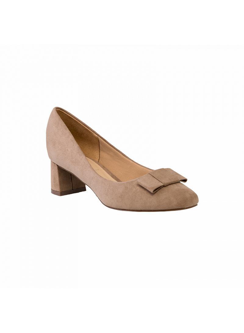 Giày bít nữ gót vuông BMT 0413 - vascara