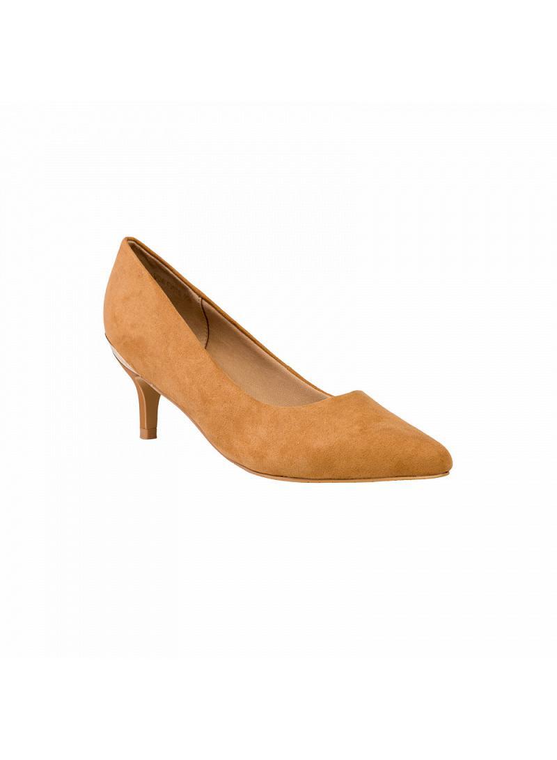 Giày bít nữ gót nhọn BMN 0196 - vascara