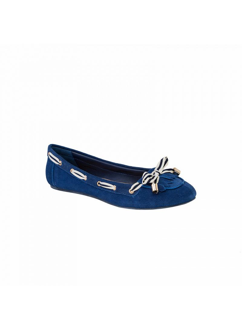 Giày lười nữ MOI 0871 - vascara