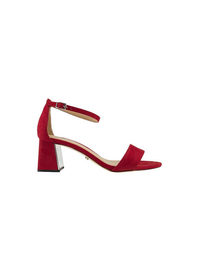 Giày sandal gót vuông SDN 0548 - vascara