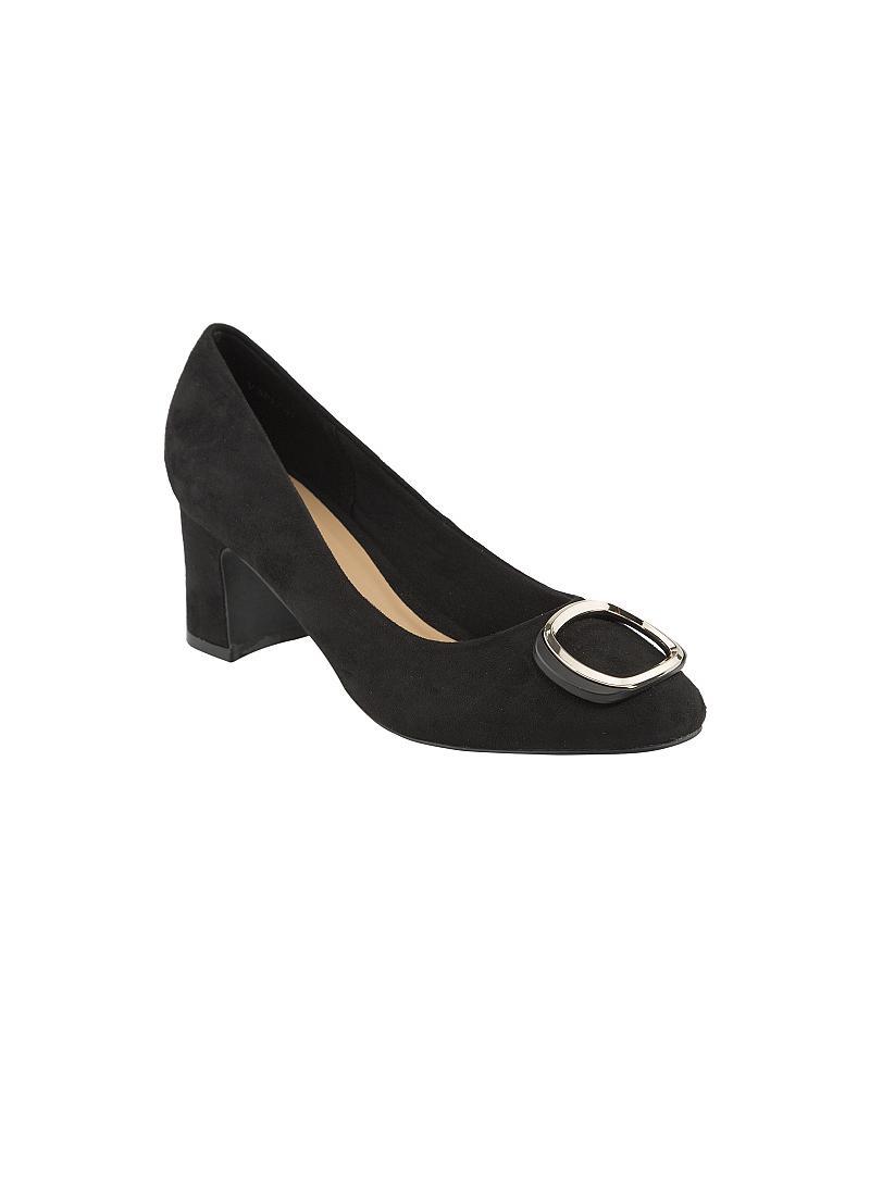 Giày bít gót vuông BMT 0429 - vascara