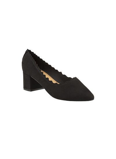 Giày bít gót vuông BMT 0428 - vascara.com