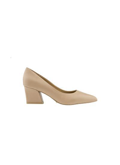 Giày bít nữ gót trụ BMN 0216 - VASCARA
