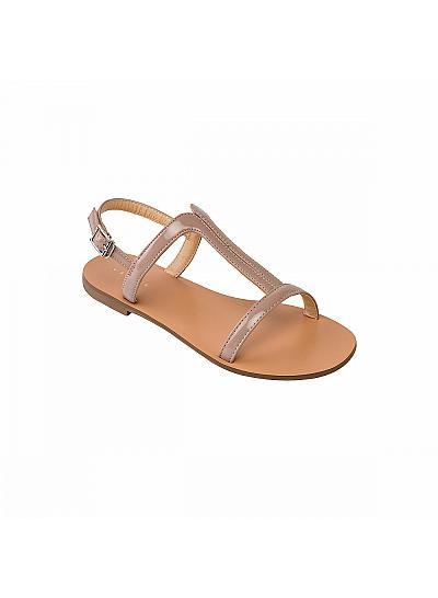 Giày Sandal nữ đế bệt JNR 0093 - vascara
