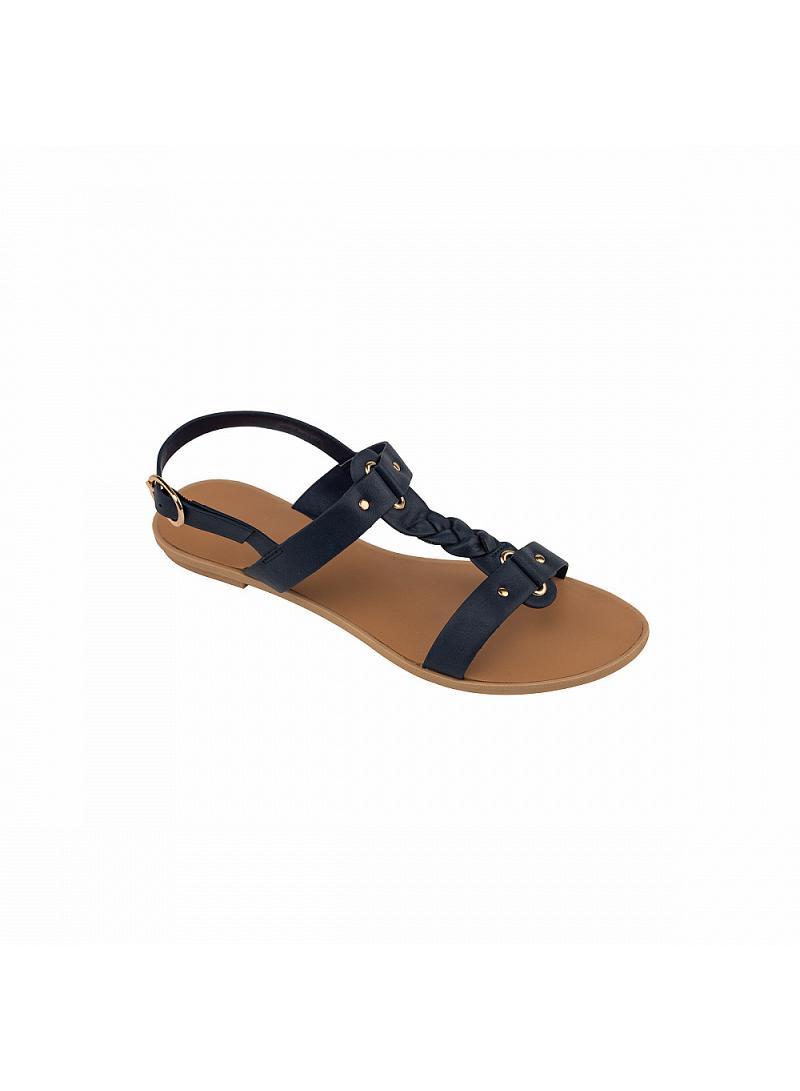 Giày Sandal nữ đế bệt JNR 0098 - vascara