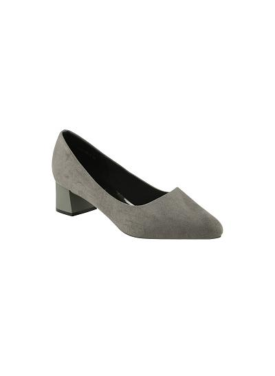 Giày bít nữ gót vuông BMN 0206 - VASCARA