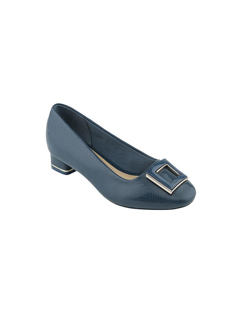 Giày bít nữ gót vuông BMT 0426 - vascara