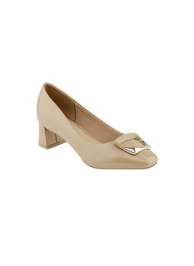 Giày bít nữ gót vuông BMT 0427 - vascara.com
