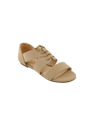 Giày sandal nữ đế bệt SDK 0254 - vascara