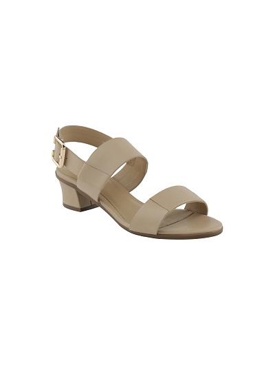 Giày Sandal nữ gót vuông SDN 0520 - vascara