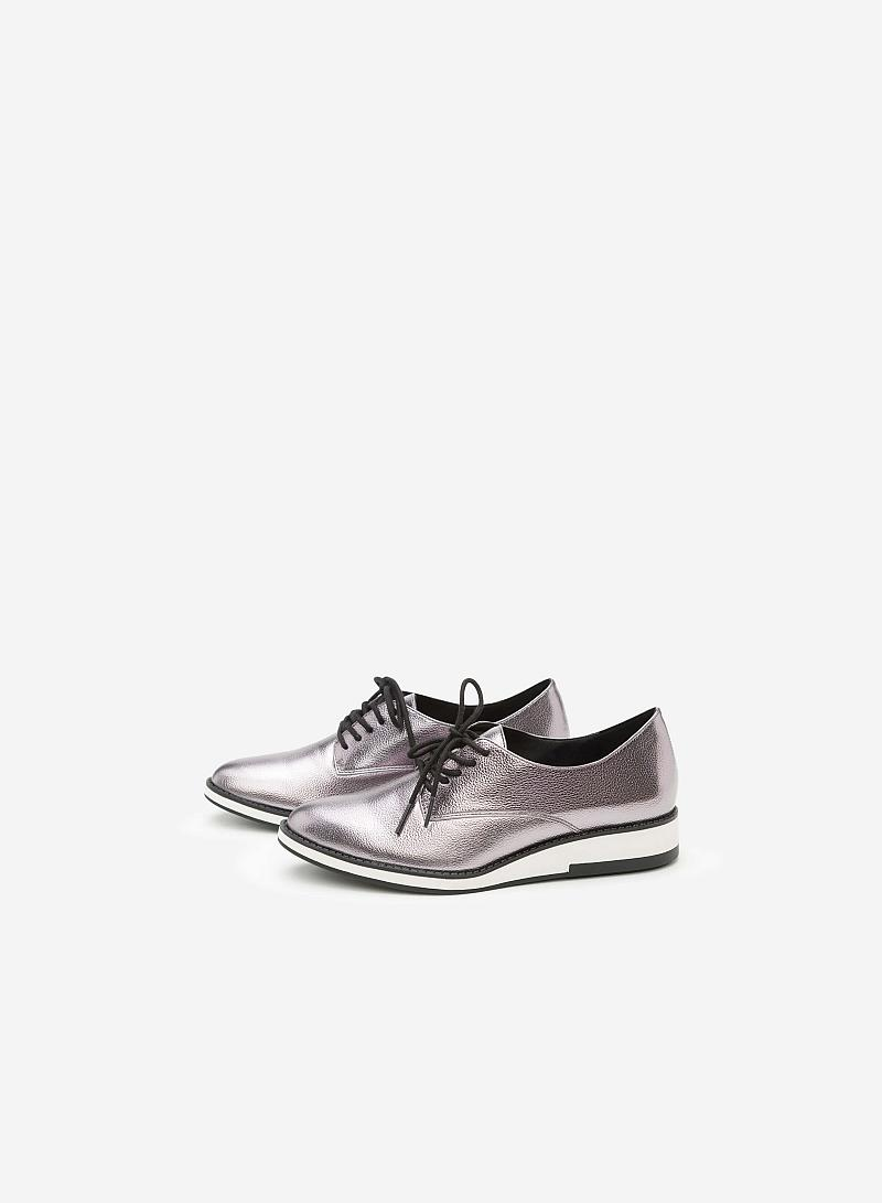 Giày sneaker SNK 0003 - Màu Gunpowder - vascara