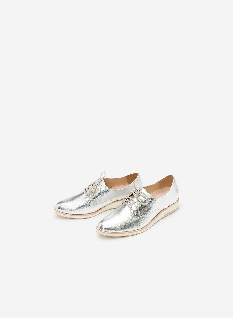Giày sneaker SNK 0003 - Màu Bạc - vascara