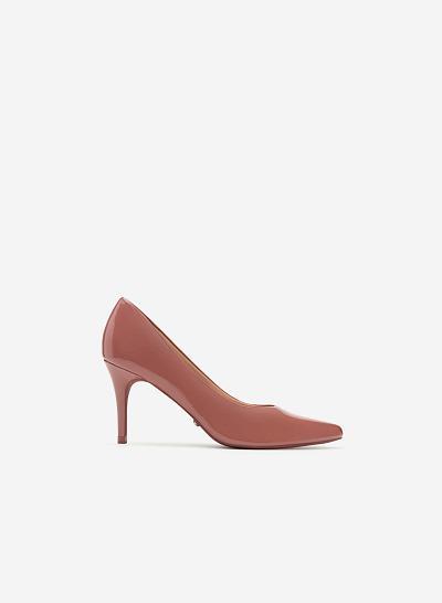 Giày cao gót BMN 0239 - Màu Hồng