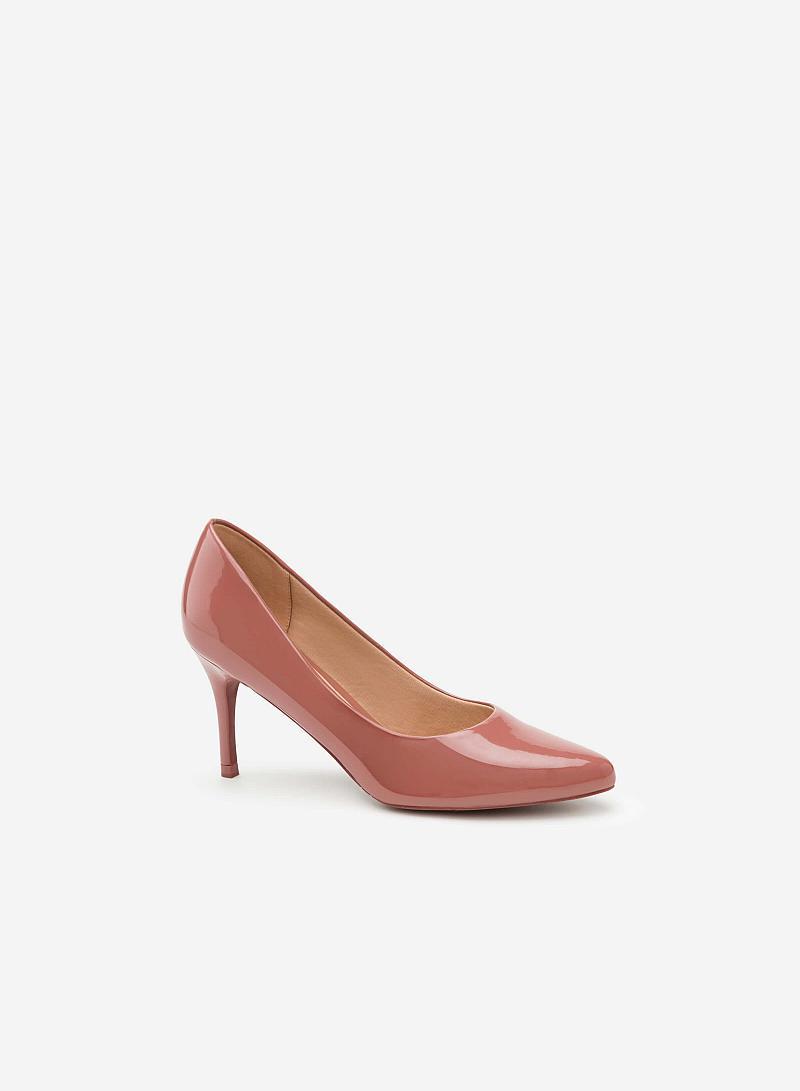 Giày cao gót BMN 0239 - Màu Hồng - vascara