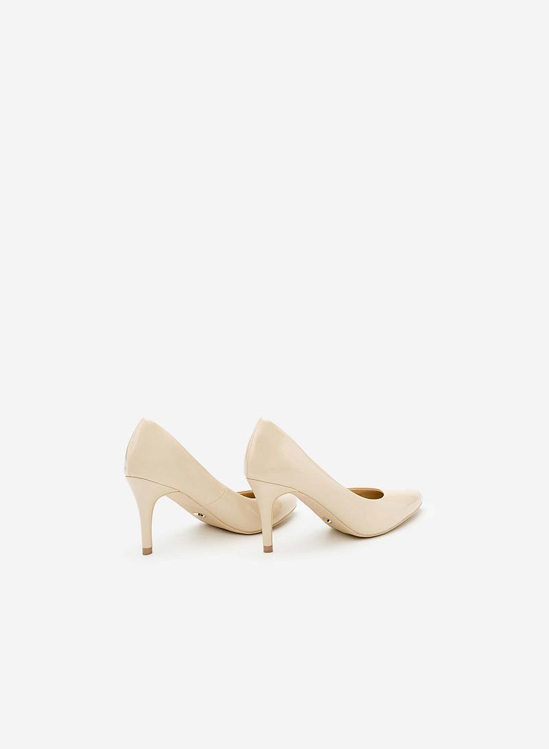 Giày cao gót BMN 0239 - Màu Kem - vascara