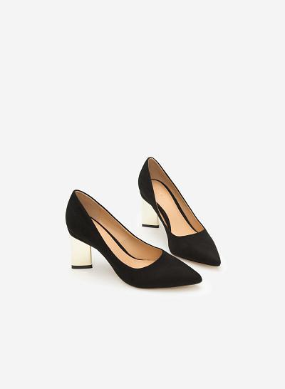 Giày cao gót BMN 0240 - Màu Đen - VASCARA
