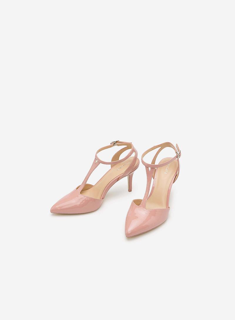 Giày cao gót BMN 0241 - Màu Hồng - vascara