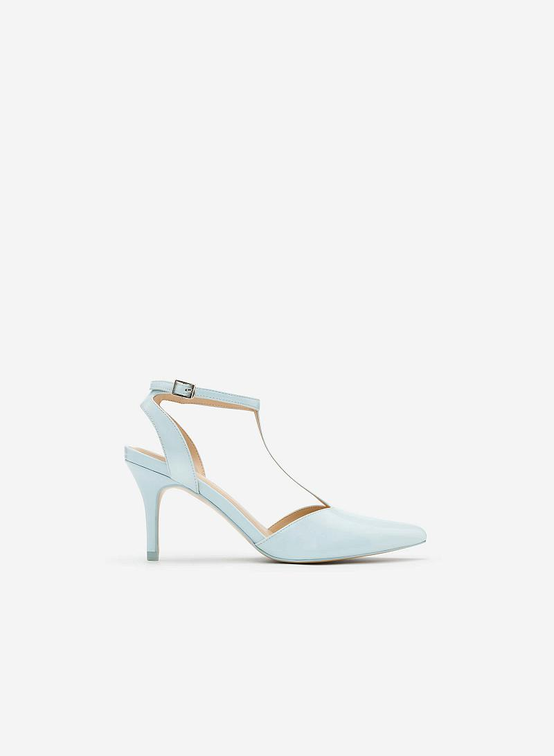 Giày cao gót BMN 0241 - Màu Xanh da trời - vascara