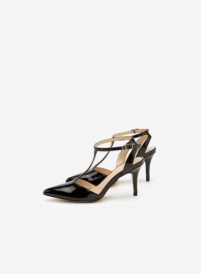 Giày cao gót BMN 0241 - Màu Đen - VASCARA