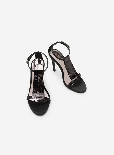 Giày cao gót SDN 0567 - Màu Đen - VASCARA
