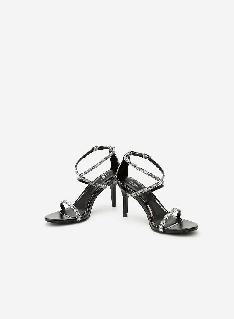 Giày cao gót SDN 0573 - Màu Bạc - VASCARA