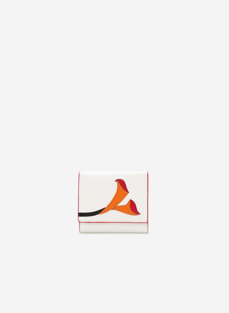 Ví cầm tay WAL 0124 - Màu Trắng - VASCARA