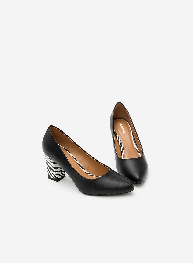 Giày Cao Gót BMN 0258 - Màu Đen - vascara
