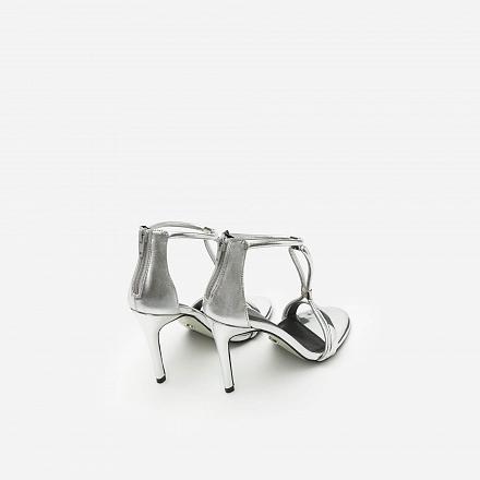 Giày Cao Gót SDN 0569 - Màu Bạc