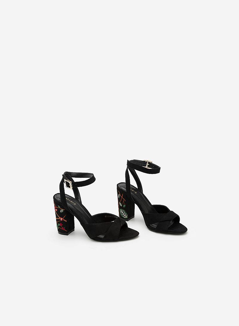 Giày Cao Gót SDN 0570 - Màu Đen - vascara