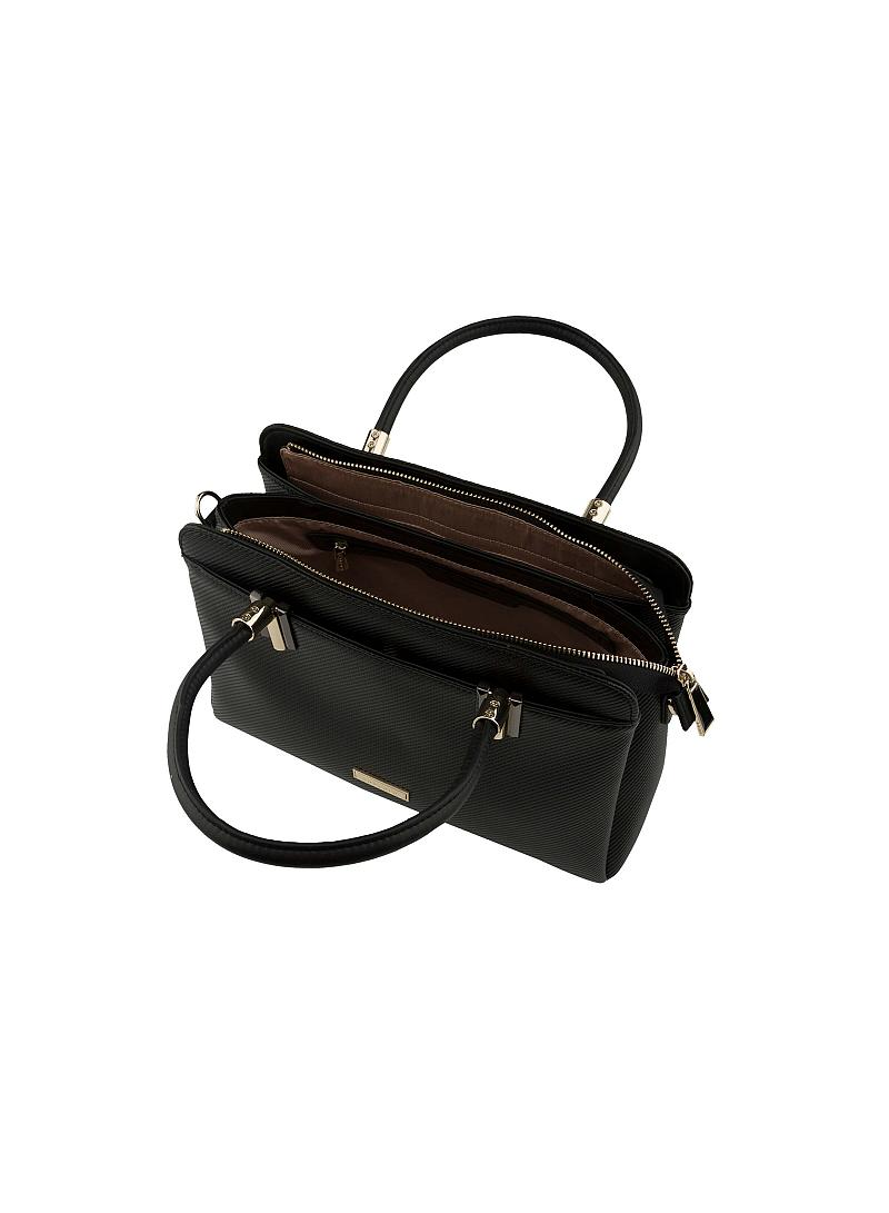 Túi xách tay SAT 0118 - Màu Đen - vascara