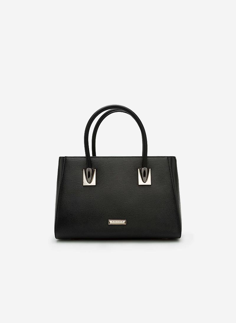 Túi xách tay SAT 0121 - Màu Đen - vascara